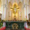 Крещение в католической церкви