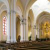 Видеосъёмка крещения в католической церкви