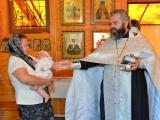 Крестины ребёнка в Москве