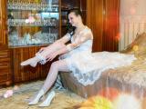 Утренние приготовления невесты