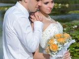 свадебная видеосъёмка в парке Победы